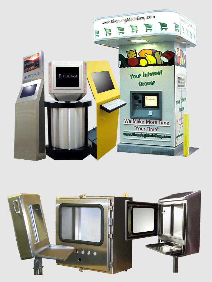 Self Service Kiosks images